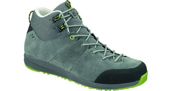 Mammut Pordoi Mid Shoes Men grey/aloe